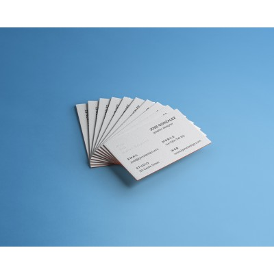 triples business cards