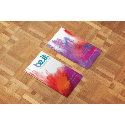 Business Card Printing | Design your business cards online I ezy print uk