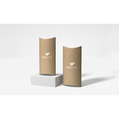 Pillow Boxes printed packaging